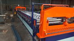 Profile Sheet Making Machine