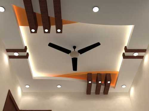 False Ceiling Gypsum False Ceiling Manufacturer From Hooghly