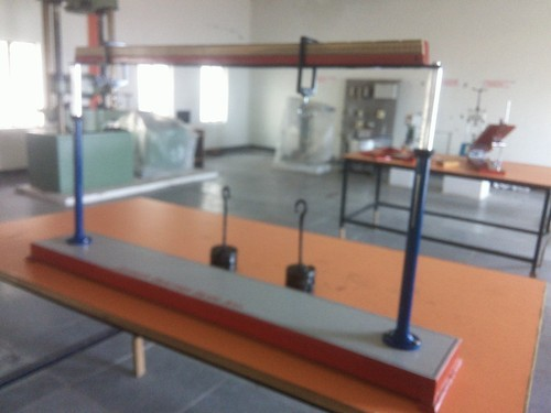 Support Reaction of Beam Apparatus