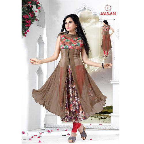 ed35994776c Party Wear Kurtis at Rs 1500  piece(s)