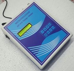 Microprocessor PH MV Temperature Meter