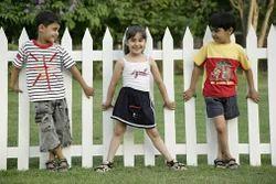 Boys Basic Kids T Shirt
