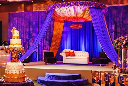 Indian Wedding Stage Wedding Stage Mandap Bazaar