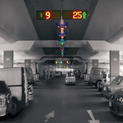 Car Parking Management System Manufacturer From Mumbai
