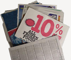 Insert Newspaper Printing Service