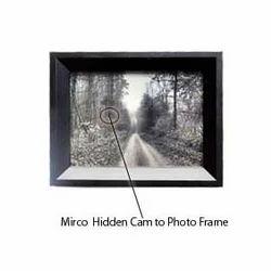 Spy Photo Frame Camera Hidden Spy Camera Metro Station New Delhi