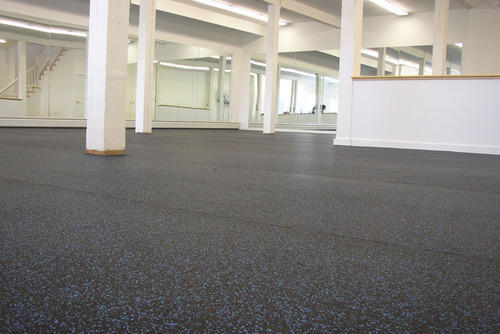 Flooring Rubber Gym