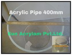 Transparent Acrylic Pipe And Cylinder