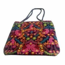 Embroidered Ladies Bag