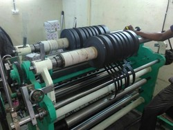 Drum Type Slitter Rewinding Machine