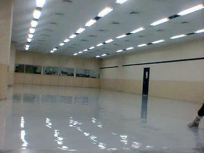 Epoxy Factory Flooring Service