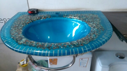 Glass Wash Basin