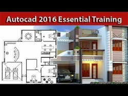 Architectural 2D CAD Drafting