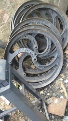 Chaff Cutter Machine Wheels