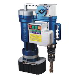 Magnetic Suction Drilling Tapping Machine