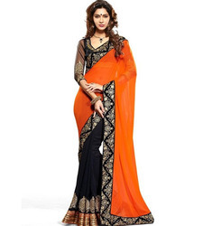 Newly Married Saree