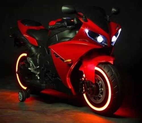 Battery Operated Ride On Yamaha R1 Bike For Kids