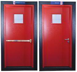 Exit Doors & Fire Exit Door at Rs 19990 /piece | Emergency Exit Door | ID ... Pezcame.Com