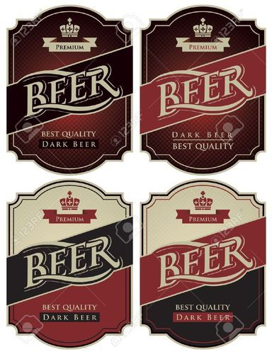 photograph regarding Printable Beer Labels referred to as Beer Labels