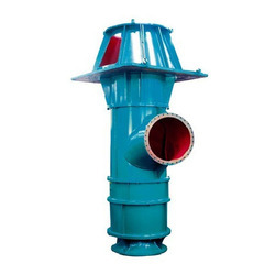 Vertical Mixed Flow Pump