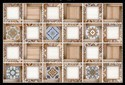 Digital Wall Tiles 300x450mm Oriant Bell Product