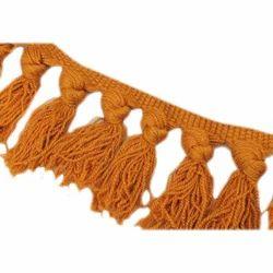 Yarn Tassel Fringe