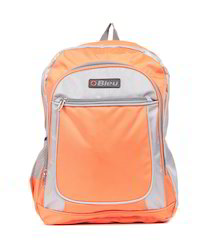 Light Orange School Bag