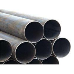 Round MS Pipe, Size: 3 inch