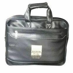 Office Bag Black Promotional Bags, Capacity: 5kg