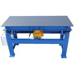 Cost of vibrator table