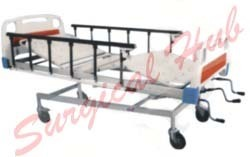 ICU Bed Mechanically Fixed Height (ABS Panel)