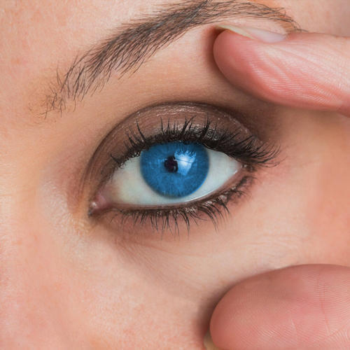 pure vision soft contact lenses at rs 1800 box s soft contact