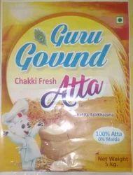 Guru Govind Atta In 5kg