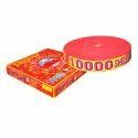 10000 Shots Garland Celebration Cracker