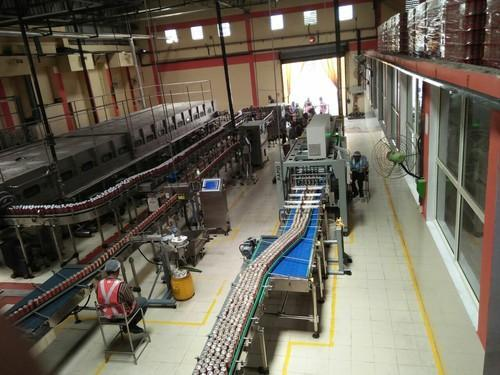 Bottle And Can Packaging Line Machine