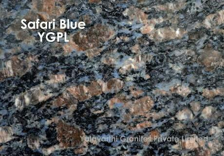 Granite Stone Safari Blue Granite Slabs Rs 85 Square Feet Mk