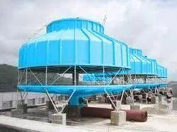 FRP Bottle Shape Cooling Tower