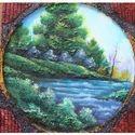 Natural Scenery Mural Paintings