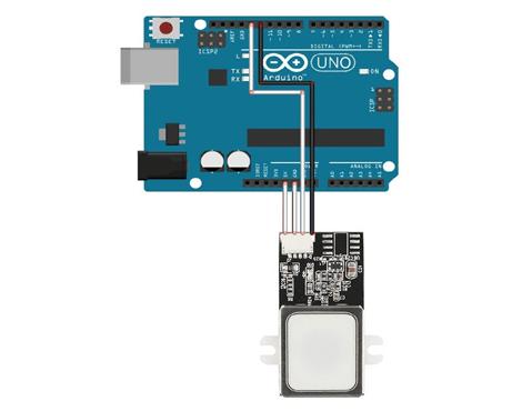 Finger Print Module - Fingerprint Scanner Module Gt-511c5 Wholesale