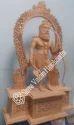 Wooden Figure Statue
