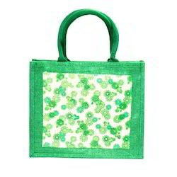 Smart Designer Jute Bag