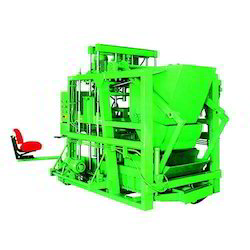 Automatic Hollow Brick Making Machine