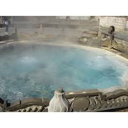 Hot Water Pool