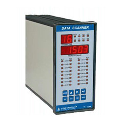 Panel Mount Scanner Data Logger