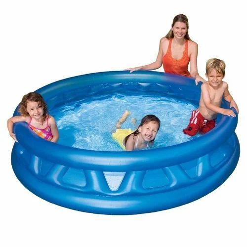 Intex Kids Swimming Pool, Children Swimming Pool, किड्स ...