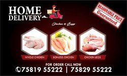 Chicken Home Delivery Services