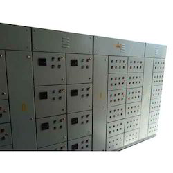 Single Phase Motor Control Panel, for PLC Automation