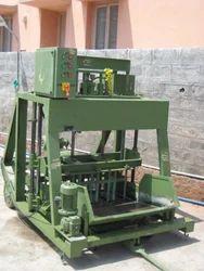Hydraulic Concrete Block Making Machine