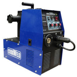 Single Phase MIG and ARC Welding Machine