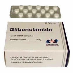 Glibenclamide 5MG Tablets